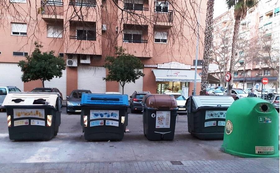 Aumenta la generación de residuos en Valencia con la desescalada