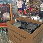 Inoxibar pone en marcha una nueva campaña de reciclaje de sartenes