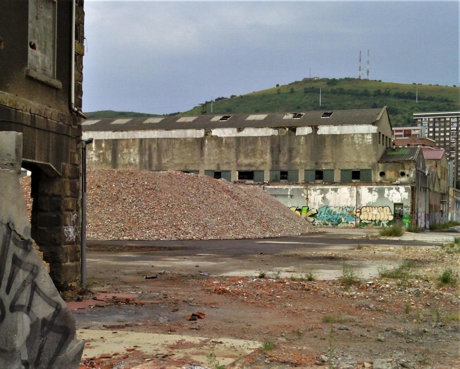 El 1,3% de la superficie del País Vasco son suelos potencialmente contaminados