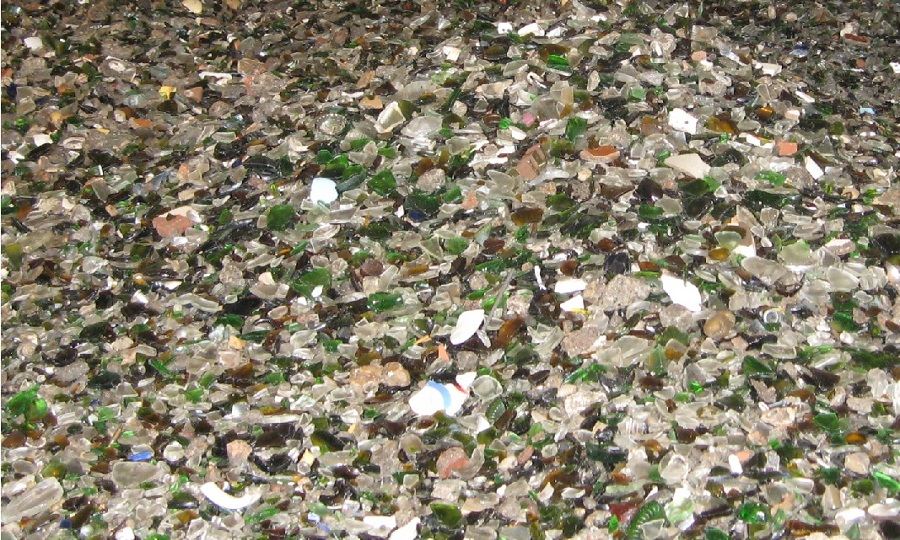 Sogama licita la recuperación de vidrio de la fracción de inertes