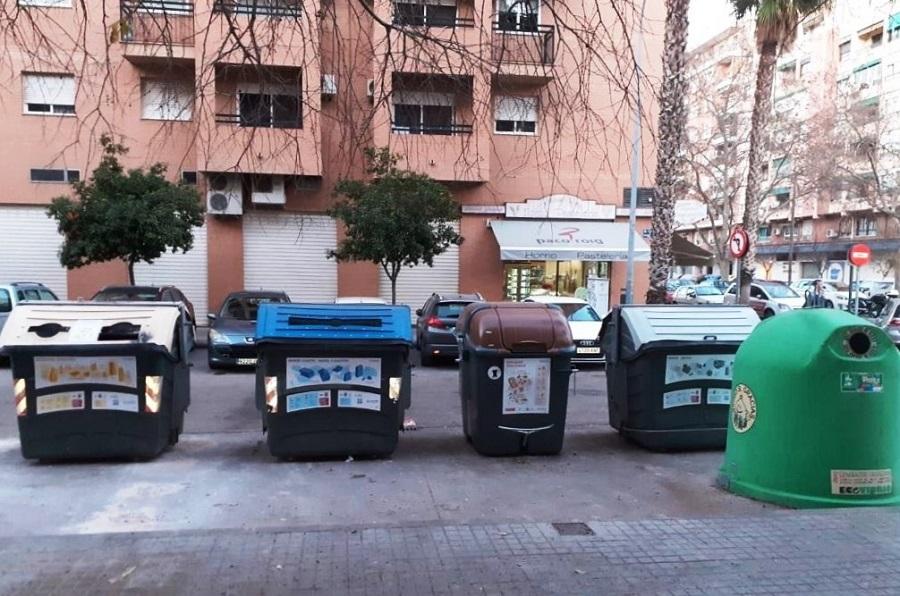 El fin del estado de alarma aumenta la generación de residuos en Valencia
