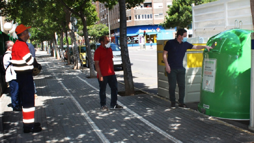 Nuevo récord de reciclaje en Castellón