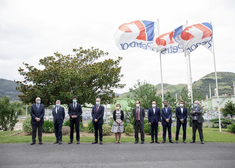 Lanzamiento del Hub Vasco del Hidrógeno