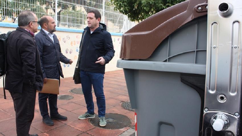 Castellón implantará la recogida selectiva de residuos orgánicos