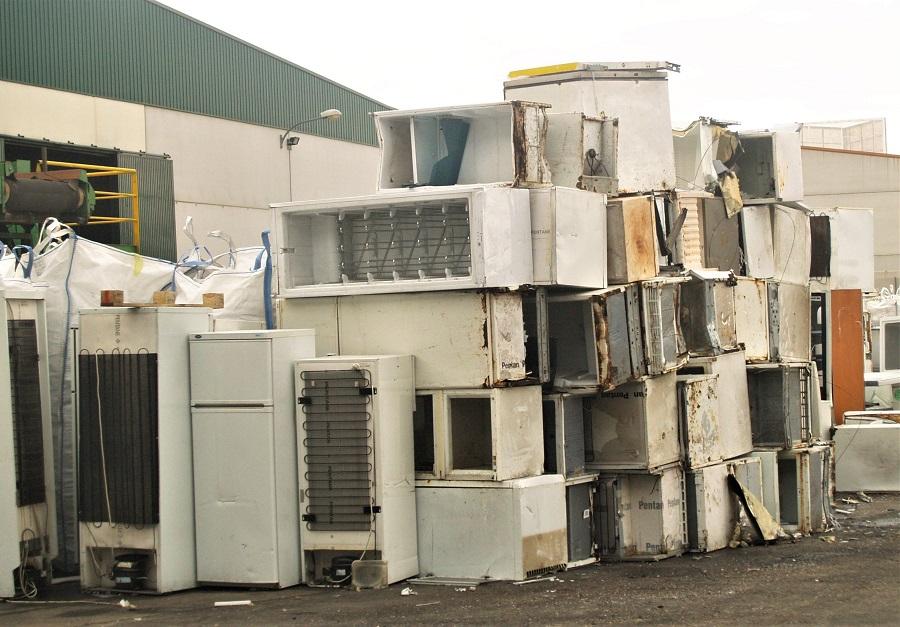 Recyclia aumenta el volumen de residuos electrónicos gestionados