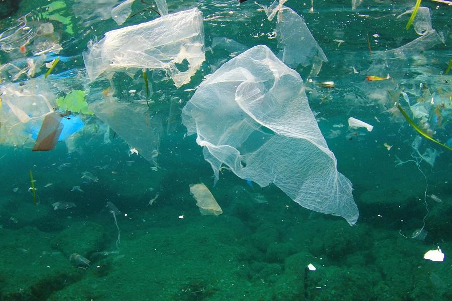 Estiman el volumen de plástico exportado de europa para reciclar que termina como basura marina