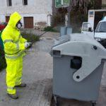 La presencia del coronavirus en las aguas residuales de Valencia reorientará las labores de desinfección