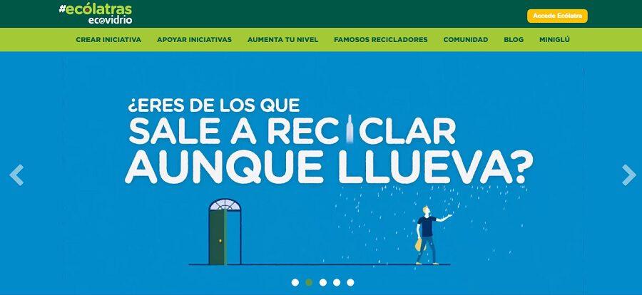 #Ecólatras premia iniciativas ambientales
