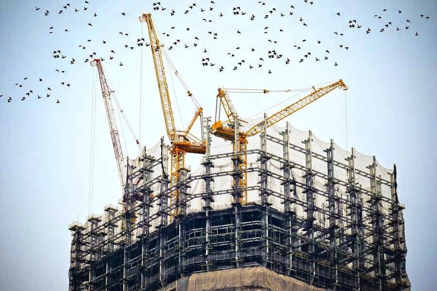 Hacer más circular la construcción ayudaría a reducir las emisiones a la atmósfera