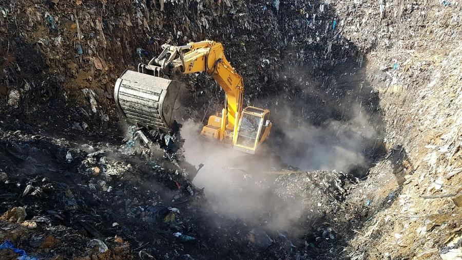 Proyecto NEW-MINE de Minería de vertederos