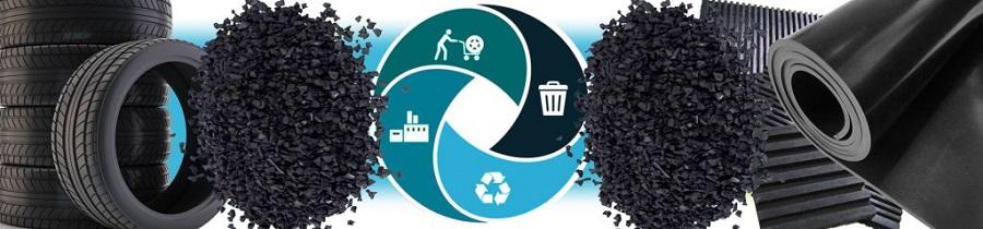 Proponen el uso de microondas para reciclar neumáticos usados