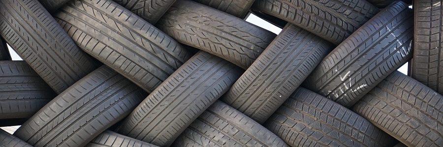 Microondas para reciclar neumáticos fuera de uso