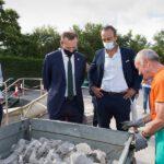Cantabria instalará un sistema remoto de gestión de residuos en puntos limpios