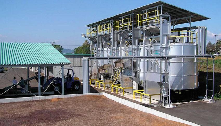 SmartCompo, tecnología eficiente de compostaje de residuos