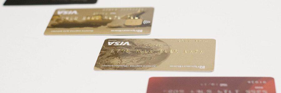 Iniciativa pionera para el reciclaje de tarjetas de crédito