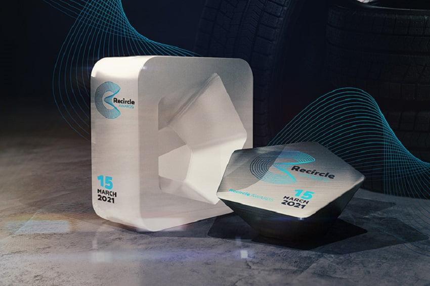 The Recircle Awards 2021 premiarán el reciclaje de neumáticos