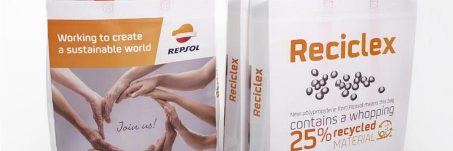 Repsol y Acteco colaborarán en la producción de poliolefinas recicladas de alta calidad