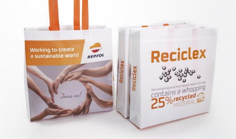Nueva colaboración entre Repsol y Acteco para producir poliolefinas recicladas