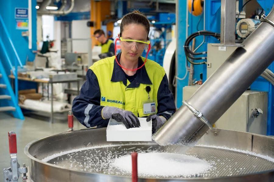 Borealis recibirá financiación del BEI en su programa por la circularidad de los plásticos