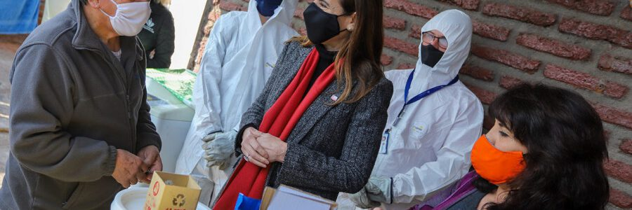 Chile prevé implantar la recogida puerta a puerta de residuos en todo el país