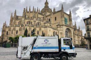 FCC se adjudica la recogida de residuos en Segovia