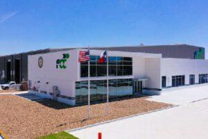 FCC, premiado por su planta de reciclaje en Houston