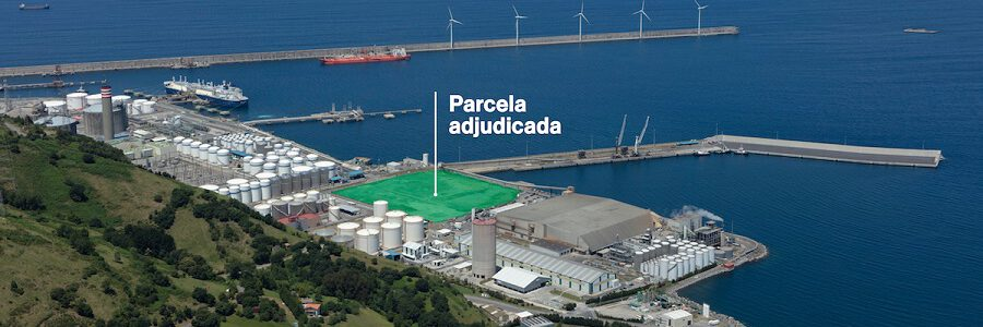 Petronor construirá en el Puerto de Bilbao sus plantas de combustibles a partir de hidrógeno y residuos