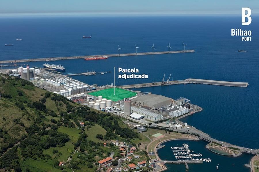 El Puerto de Bilbao albergará las plantas de combustibles a partir de hidrógeno y residuos de Petronor