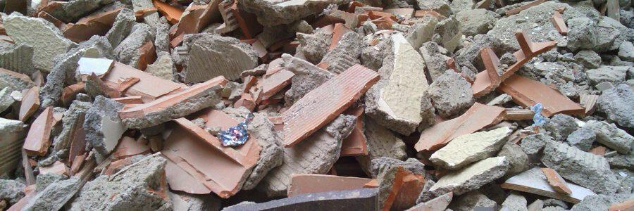 Autorizadas cuatro nuevas áreas de aportación de residuos de construcción en la provincia de Segovia