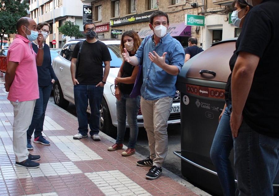 Castellón activa la recogida selectiva de residuos orgánicos