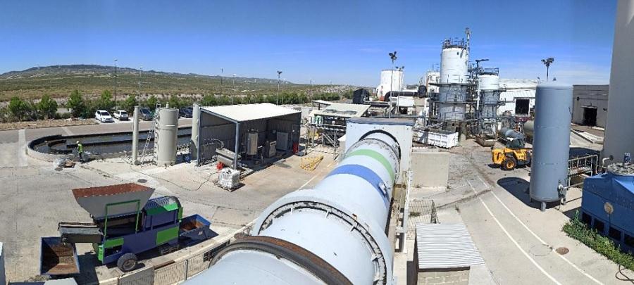Urbaser instala una biorrefinería de residuos orgánicos dentro del proyecto Urbiofin