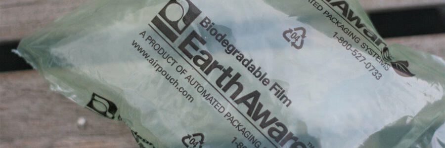 La AEMA advierte de la necesidad de eliminar correctamente los plásticos biodegradables y compostables
