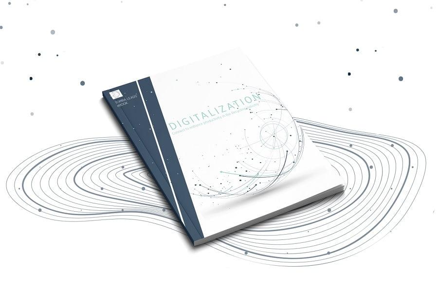 Nuevo eBook de TOMRA sobre la conectividad de las máquinas en el sector del reciclaje