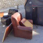 El Ayuntamiento de Jaén ha puesto más de 50 denuncias este verano por el abandono irregular de residuos
