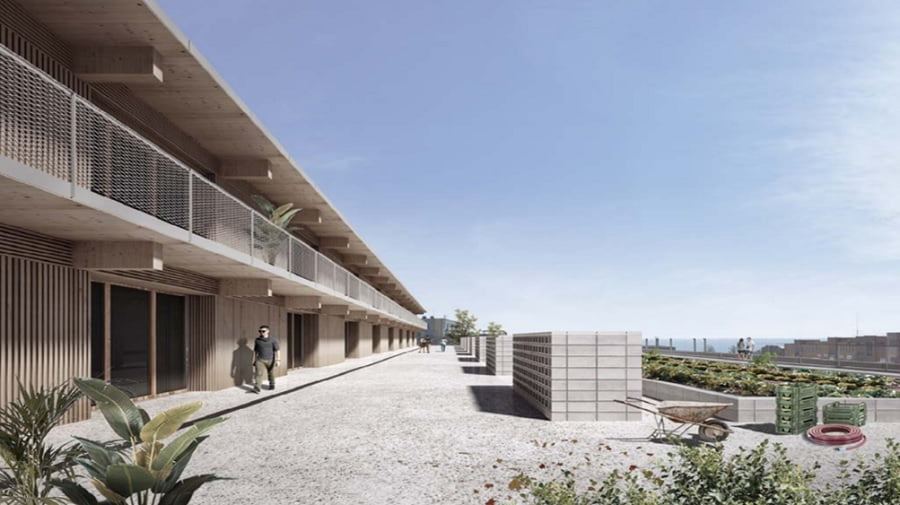 Aprobada la primera fase del parque circular de Mataró