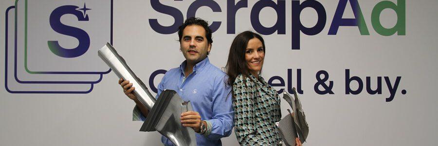 La plataforma ScrapAd conecta a compradores y vendedores de chatarra y otros residuos de todo el mundo