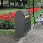 Envac lanza una gama de buzones de recogida neumática de residuos sin contacto