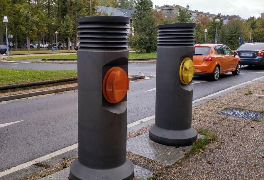 Nuevo sistema de recogida neumática de residuos en Vitoria-Gasteiz