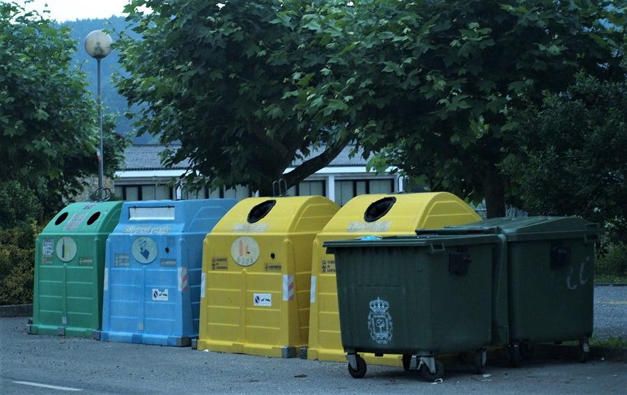 Las tasas de residuos en España evolucionan muy lentamente