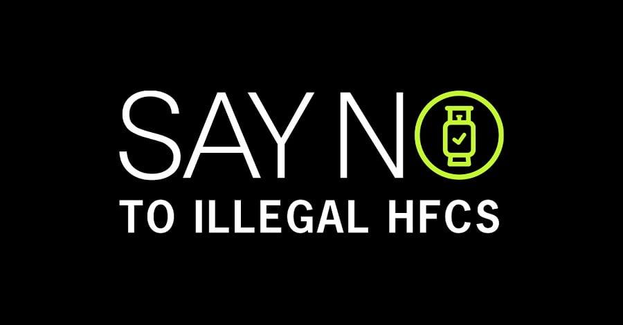Campaña contra el comercio ilegal de gases HFC