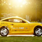 ¿Te gusta este coche? pues está hecho casi exclusivamente de residuos