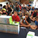 Clubes y escuelas náuticas de toda España recogen 1.200 kg de pilas usadas para su reciclaje