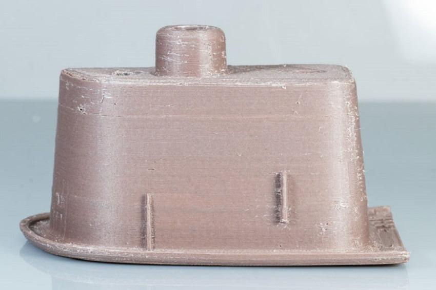 Nuevos prototipos impresos en 3D a partir de residuos de alimentos