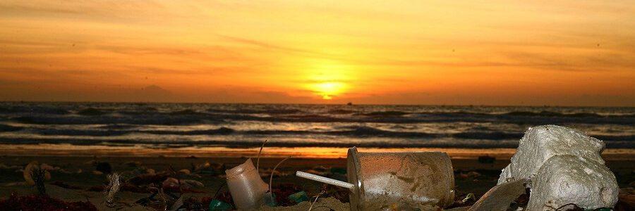 El mar Mediterráneo recibe cada año más de 200.000 toneladas de residuos plásticos