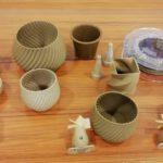 Filamentos de impresión 3D a partir de residuos agrícolas
