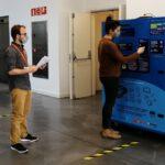 Indumetal Recycling prueba un contenedor inteligente para la recogida de pequeños residuos electrónicos