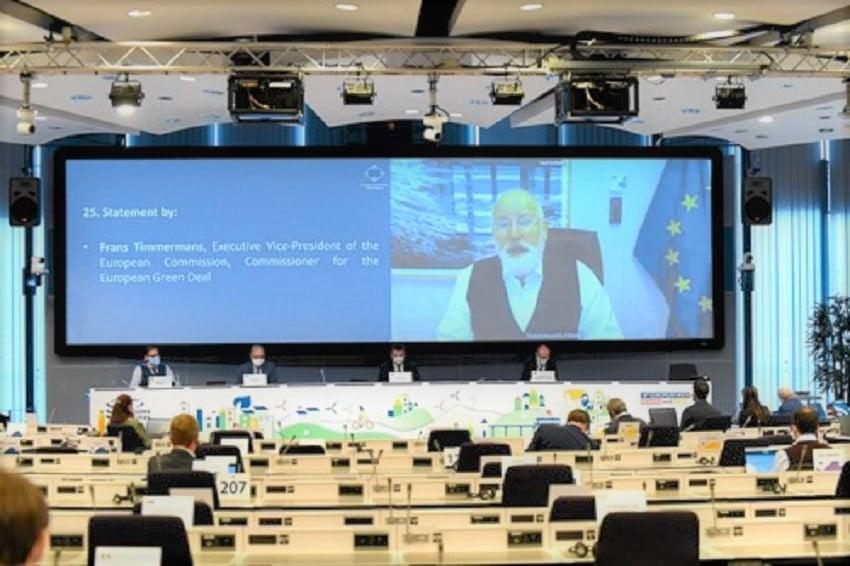 CE y CoR promueven el Pacto Verde en el ámbito local y regional