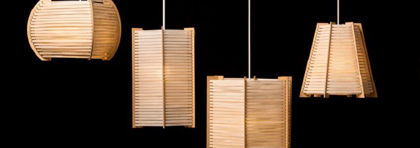 Colaboración empresarial para una economía circular: lámparas de diseño a partir de residuos industriales