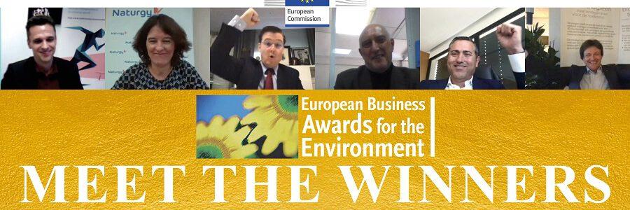 Las propuestas españolas acaparan los Premios Europeos de Medio Ambiente a la Empresa