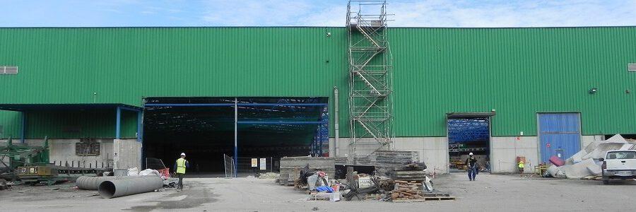 Comienzan las obras de la nueva planta de tratamiento de residuos orgánicos de El Campello (Alicante)